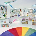Chineses criam uma incrível livraria infantil